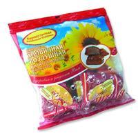 Конфеты халвичные Воздушные в глазури подсолнечные шоколадные 200 г