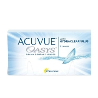 Контактные линзы Acuvue Oasys двухнедельные 6 шт / +8.50/8.4/14.0 уп.