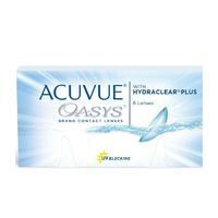 Контактные линзы Acuvue Oasys двухнедельные 6 шт / +9.50/8.4/14.0 уп.