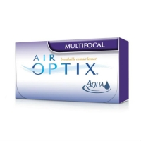 Контактные линзы Air Optix Aqua Multifocal на месяц -6.25 MED 3шт.