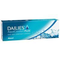Контактные линзы Dailies Aqua Comfort Plus однодневные -4.50 30шт.