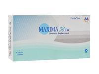 Контактные линзы Maxima 38 FW квартальные 4 шт / -0,5/8.6/14.0 уп.