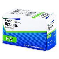 Контактные линзы Optima FW 4 шт / +3.25/9.0/14.0 уп.