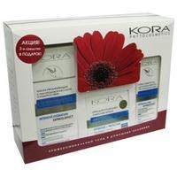 Kora набор Универсальный уход для любого типа кожи 1уп.