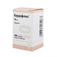 Кордафлекс таблетки покрыт.об. 10 мг 100 шт.