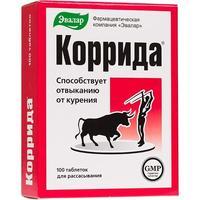 Коррида таблетки, 100 шт.