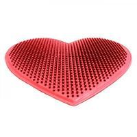 Коврик массажный Сердце арт.1301 37х38 см