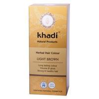 Краска для волос Кади Светло-коричневая 100г