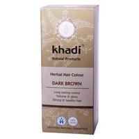 Краска для волос Кади Темно-коричневая 100г