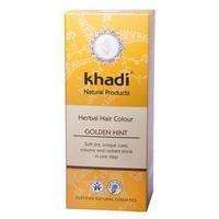 Краска для волос Кади Золотистый оттенок 100г