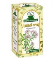 Чай щедрость природы дивный вечер фильтрпакетики 2 г, 20 шт.