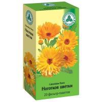 Ноготков цветки фильтр-пакеты 1,5г №20
