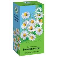 Ромашки цветки фильтрпакетики, 1,5 г, 20 шт.