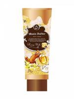 Крем для тела Ahalo Butter тающий с тропическими маслами, с медом и молоком 150г