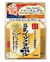 Крем-гель подтягивающий Sana с изофлавонами сои 100г