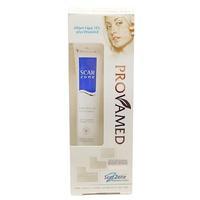 Крем Provamed для устранения неровностей кожи scar zone treatment cream упак.