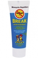 Крем-репеллент Break для детей с экстрактом череды и календулы 70г упак.