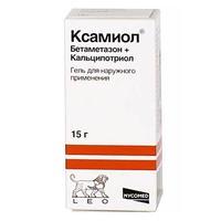 Ксамиол гель, 15 г