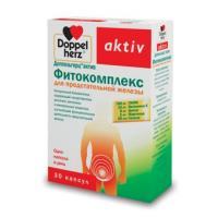 Доппельгерц актив фитокомплекс для предстательной железы капсулы, 30 шт.