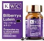 KWC Черника и Лютеин капсулы 360 мг60шт.