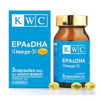 KWC EPA&DHA Омега-3 капсулы 690 мг 90 шт.