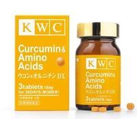 KWC Куркумин и Аминокислоты таблетки 300 мг 90 шт.