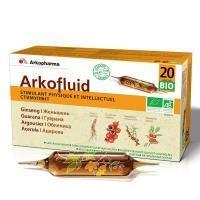 Аркофлюид стимулянт ампулы 15 мл, 20 шт.