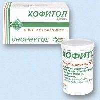 Хофитол таблетки, 60 шт.