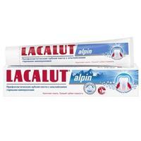 Lacalut Alpin зубная паста 50 мл
