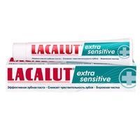 Lacalut Extra Sensitive зубная паста 50 мл
