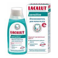 Lacalut Sensitive ополаскиватель для полости рта 300 мл