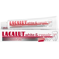 Lacalut White & Repair зубная паста 50 мл