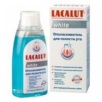 Lacalut White ополаскиватель для полости рта 300 мл