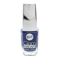 Лак для ногтей Bell Glam Wear Nail тон 520 устойчивый с глянцевым эффектом 10 мл шт.
