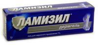 Ламизил дермгель гель 1%, 15 г