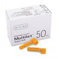 Ланцеты Multilet Super Soft 50 шт. упак.