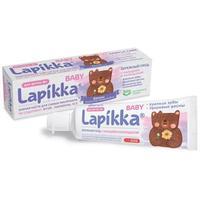 Lapikka Baby Зубная паста Бережный уход с кальцием и календулой 45г