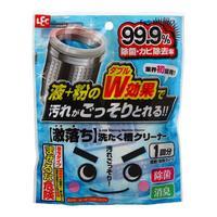 Lec Средство для очистки барабанов стиральных машин порошок 70 г, + жидкость 70 г