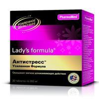 Ледис формула антистресс усиленная таблетки, 30 шт.