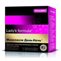 Ледис формула менопауза день-ночь таблетки 15+15 шт.