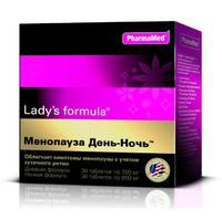 Ледис формула менопауза день-ночь таблетки 30+30 шт.