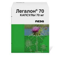 Легалон капс. 70 мг №30