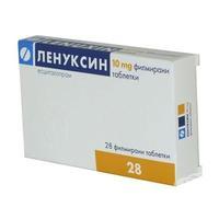 Ленуксин таблетки 10 мг, 28 шт.