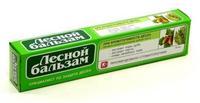 Лесной бальзам Зубная паста экстракт коры дуба, пихты, 50 мл
