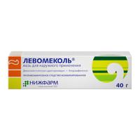 Левомеколь мазь, 40 г