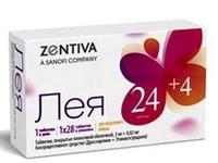 Лея таблетки покрыт.плен.об. 3 мг+0,02 мг 84 шт.