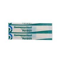 Лейкопластырь Верофарм бактерицидный 2.5х7.2 см
