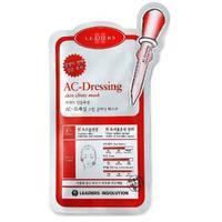 Лидерс AC-Dressing Маска для лица успокаивающая для жирной и комбинированной кожи 25 мл