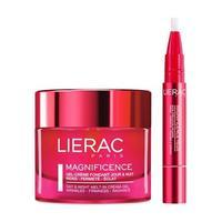 Lierac Magnificence набор гель-крем день/ночь против старения 50мл+крем для глаз 15мл 1уп.