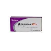 Лимипранил таблетки 200 мг, 30 шт.